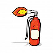picture of blow torch  - cartoon blowtorch - JPG