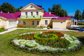 picture of tchaikovsky  - Exterior of the house - JPG