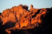 stock photo of canary  - Big Valley in Gran Canaria - JPG