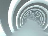 stock photo of tunnel  - Tunnel - JPG