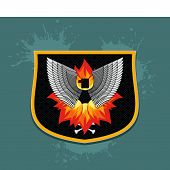 pic of paintball  - Paintball team logo and emblem - JPG