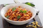 pic of cardamom  - Pasta with tomato sauce - JPG