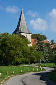 picture of church-of-england  - Bosham in West Sussex England - JPG