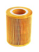 picture of lube  - Photo of a Oil filter isolated over white background - JPG