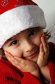 pic of santa-claus  - Little Santa Claus - JPG