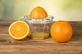 Oranges, Orange Juice, Orange Juicer, Natural Juice, Real Orange Juice, A Glass Of Juice poster