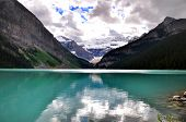 Lake Louise amazing reflections