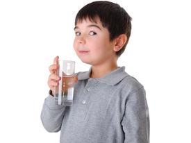 foto of drinking water  - Water - JPG