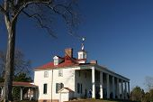 image of slave-house  - mount vernon - JPG