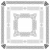image of celtic  - Set of Celtic knots - JPG