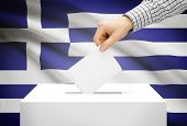 stock photo of voting  - Voting concept  - JPG