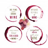 picture of typing  - wine type designs - JPG