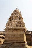 pic of significant  - Gopura of Veerabhadra temple captured at Lepakshi - JPG