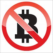 picture of bitcoin  - Bitcoin symbol - JPG