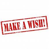 Постер, плакат: Make A Wish