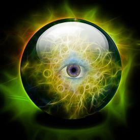 picture of freemasons  - Crystal Ball - JPG