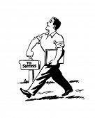 stock photo of pushy  - Walking Proud  - JPG