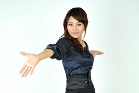 picture of japanese woman  - Young Beautiful Woman - JPG