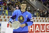 Kazakhstan - Golden Medalist Of IIHF World Championship Div I