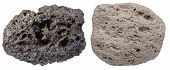 stock photo of scoria  - Highly vesicular volcanic rocks scoria  - JPG