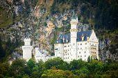 pic of bavaria  - Neuschwanstein Castle - JPG