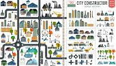 stock photo of pattern  - City map generator - JPG