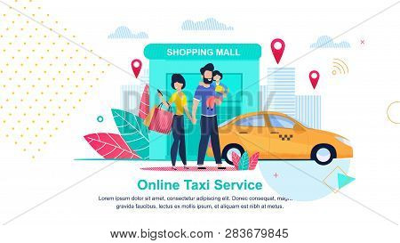 Shopping Mall Online Taxi Service