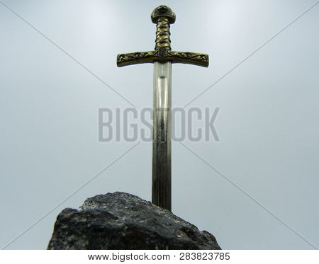 Excalibur The Mythical Sword In