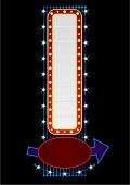 picture of matinee  - Vertical neon - JPG