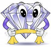 Polishing Diamond poster
