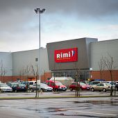 Rimi Hypermarket shopping centre