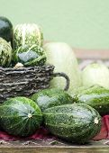Courgette Vegetable