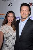 Megan Fox, Brian Austin Green at the 2012 March Of Dimes Celebration Of Babies, Beverly Hills Hotel,