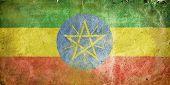 foto of rastafari  - Flag of Ethiopia - JPG