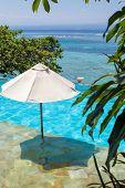 picture of infinity pool  - Enjoy the ocean view infinity pool on vacation - JPG