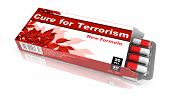 picture of terrorism  - Cure for Terrorism  - JPG