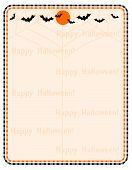 image of happy halloween  - Hallowen background  - JPG
