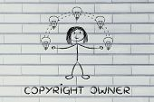 foto of juggling  - intellectual property and copyright ownership - JPG