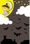 Постер, плакат: Ночь Хэллоуина