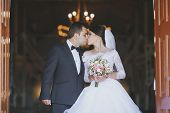 pic of ceremonial clothing  - beautiful and happy moments of the wedding ceremony - JPG