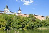 stock photo of carmelite  - Monastery  - JPG