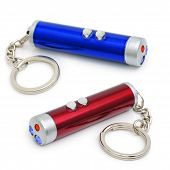 Led Electric Torch - Laser Pointer