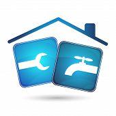 foto of plumbing  - repair plumbing and plumbing design for business - JPG