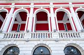 image of neoclassical  - Building neoclassical style late 19th century Bulgaria Ruse - JPG