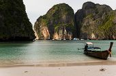 stock photo of phi phi  - Ko Phi Phi Leh - JPG