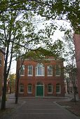 Town Hall Of The Historic Town Of Salem, Massachusetts - The Witchcraft Capitol Of Usa