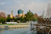 stock photo of samarqand  - Gur - JPG