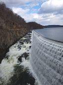 foto of crotons  - dam in cortlandt ny croton gorge park lake river mountains beautiful - JPG