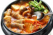 picture of kimchi  - kimchi stew - JPG