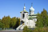 stock photo of murmansk  - The temple  - JPG